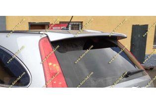 Спойлер Honda CR-V 06-11г. Серебристый