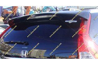 Спойлер Honda CR-V с 2011г.- Черный