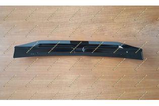 Спойлер (козырек) Honda Fit 07-13г. Черный