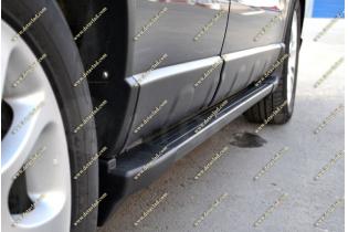 Подножки Honda CR-V, комплект 07-11г.
