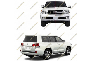 Рестайлинг комплект Toyota Land Cruiser 200 Executive в 2016 год тип 1, полный