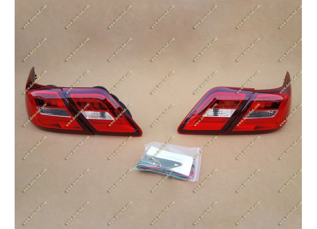 Рестайлинг комплект стиль Lexus на Toyota Camry 40