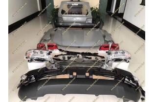 Рестайлинг комплект Toyota Land Cruiser 200 в 2016 год тип 1, полный