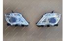 Фары рестайл Nissan Patrol 62 под ксенон с 2010г.-