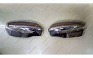 Хром накладки на уши Nissan X-Trail 32 с 2013г.-