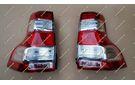 Комплект для рестайлинга Toyota Land Cruiser Prado 150 белый перламутр