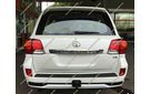 Рестайлинг комплект Toyota Land Cruiser 200 в 16год+обвес+стопы