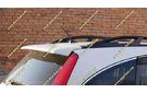 Спойлер Honda CR-V 06-11г. Белый перламутр