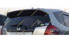 Спойлер Honda Fit  07-13г. Стиль RS, серебристый