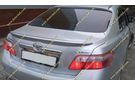 Спойлер Toyota Camry 40  06-11г. Серебристый