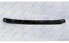 Спойлер Toyota Land Cruiser 200 под стекло, черный 07-15г.