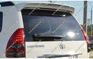 Спойлер Toyota Land Cruiser Prado 120 белый перламутр