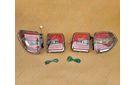 Стопы Nissan Patrol 62 рестайлинг, стиль Nismo, дымчатые, тип 1