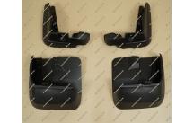 Брызговики Subaru XV 12-16г. - черные