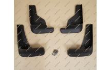 Брызговики Mazda CX-5 с 16г.- черные