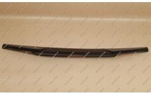 Спойлер под стекло стиль Modellista на Toyota Land Cruiser Prado 150 черный