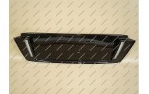 Рамка под номер TRD Superior на Lexus LX450d с 16г.- черная (перламутр)