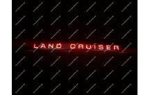 Накладка на ручку 5 двери с подсветкой Toyota Land Cruiser 200 с 16г.-