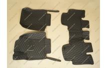 Модельные салонные коврики на Toyota Land Cruiser Prado 150 с 2009г.-