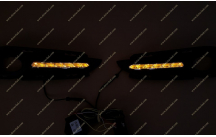 Ходовые огни + поворотник Honda Vezel мод.1