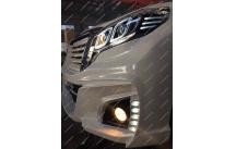 Обвес в стиле Wald Black Bison на Toyota Land Cruiser Prado 150 с 13-17год