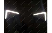 Ходовые огни Toyota Rav4 с 15г.-