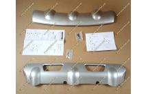 Накладки на передний и задний бампер Nissan X-Trail 31 07-10г.