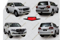 Рестайлинг комплект Toyota Land Cruiser 200 Executive в 2016 год тип 2, полный