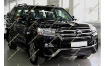 Обвес Executive Toyota Land Cruiser 200 с 2016г.- Черный перламутр