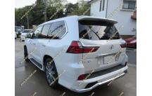 Обвес Modellista на Lexus LX570 с 2016г.- Белый перламутр