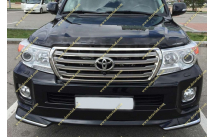 Обвес Urban Sport Toyota Land Cruiser 200 12-15г. Черный