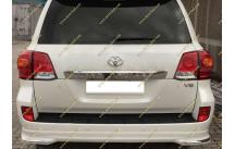 Обвес Urban Sport Toyota Land Cruiser 200 12-15г. Белый перламутр