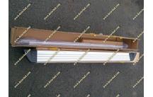 Подножки Nissan Qashqai, комплект 06-13г.