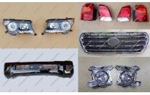 Штатный блок розжига ксенон Denso на Toyota Vitz с 10г.-
