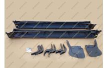 Подножки lexus GX460, комплект. Черные