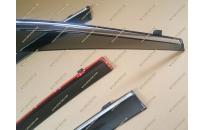 АКЦИЯ! Ветровики Subaru Legacy 09-15г. седан