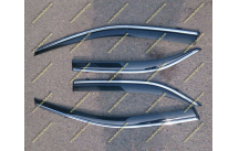 Ветровики Toyota Camry 50 с 2011г.-