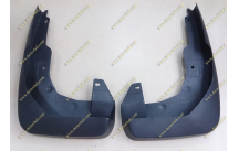 Брызговики Honda CR-V 2006-2011г. Черные