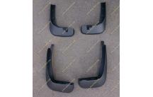 Брызговики Honda Fit с 2010г.- Черные