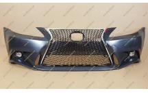 Бампер в сборе Lexus IS250 06-12г. в стиле 2013г. F-Sport