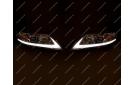 Тюнинг фары Lexus стиль + бег.поворот. Toyota Camry 40  09-11г.