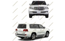 Рестайлинг комплект Toyota Land Cruiser 200 в 2016 год тип 1
