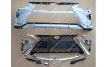 Рестайлинг бампер ZS Sport Toyota Camry 50, 55 под Lexus с 15г.-