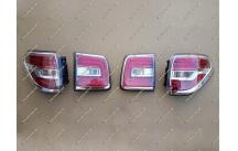 Стоп-сигналы Nissan Patrol 62 рестайлинг c 2010г.- тип 2