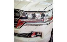 Бегающий поворотник Toyota Land Cruiser 200 с 2016г.-