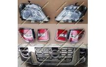 Рестайлинг комплект Nissan Patrol 62