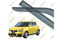 Ветровики Suzuki Swift  04-10г.