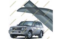 Ветровики Toyota Land Cruiser 100 98-07г.