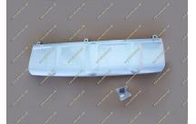 Накладка на передний бампер Nissan X-Trail 31 10-13г.