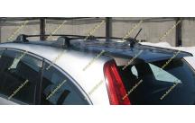 Рейлинги поперечные Honda CR-V 06-12г. Черные